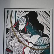 REDUCED Listed Vancouver Island Artist Angel Series - Carol Rae
