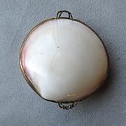 Wonderful Vintage Sea Shell Purse