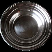 """Stieff"" Sterling Silver Serving Bowl"