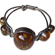 Beautiful Large Amber Bracelet