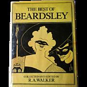 """SALE PENDING 1st U.S. Edition """"The Best of Beardsley"""" by R. A. Walker"""