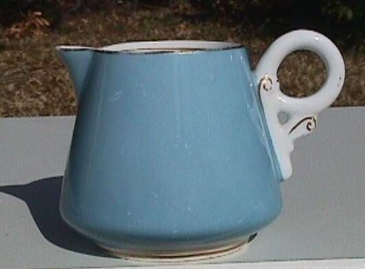 Royal Worcester Porcelain Pitcher 1911 (signed & dated) made for BIGELOW, KENNARD Co.