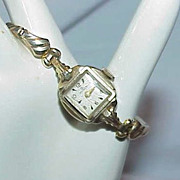 SOLD HELBROS Ladies Wind-Up Watch