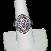 Vintage Ballerina Style 2.0 ctw Diamond 14k Ring