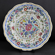 Circa 1814- 1820  Worcester, Granger Lee & Co. Porcelain