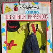 Fashion Doll Clothes - 1980's