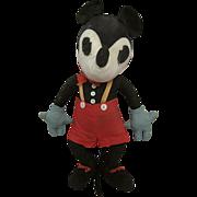 Charlotte Clark Mickey Mouse Circa 1939