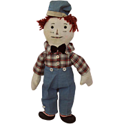 Volland Raggedy Andy Very Sweet 17 Inches Tall