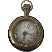SOLD Vintage Pocket Watch for Teddy Bear of French Fashion Doll