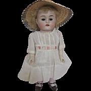 10 Inch All Bisque Kestner Doll