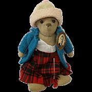 Sweet Little Vintage Teddy Bear
