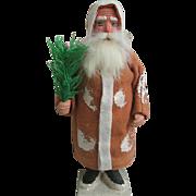 Vintage Old Stock Father Christmas Santa Claus Original