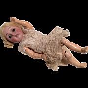 Petite Kestner 155 Bisque Head Antique Doll