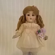 "SALE 7"" All Bisque Child - Germany 6343"