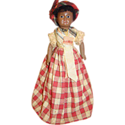 10.5 In. 100% Original SFBJ French Black Doll Mold #60