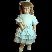 Antique German Child Doll Mold #1909, Schoenau & Hoffmeister