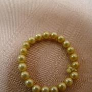 Vintage Tiny Pearl Bracelet for Antique Doll