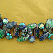 Kramer of New York Bracelet Speckle  Easter Egg Design