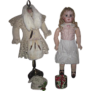 "SOLD SALE!  Spectacular Large 24"" Antique Size 11 French E J Jumeau Bebe in FACTORY ORIGI"