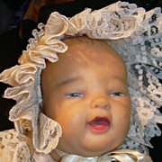 Madame Alexander Baby Doll Fine Old USA Infant Doll Dressed