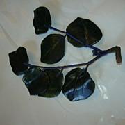 Jade Leaves Branch