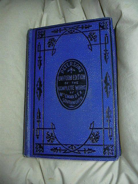 The Bride Of Llewellyn Mrs Emma Southworth