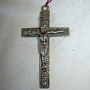 Hayward Sterling Silver Crucifix Religious Cross