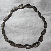 Jonne Sterling Silver Necklace Fine Signed Jewelry Denmark