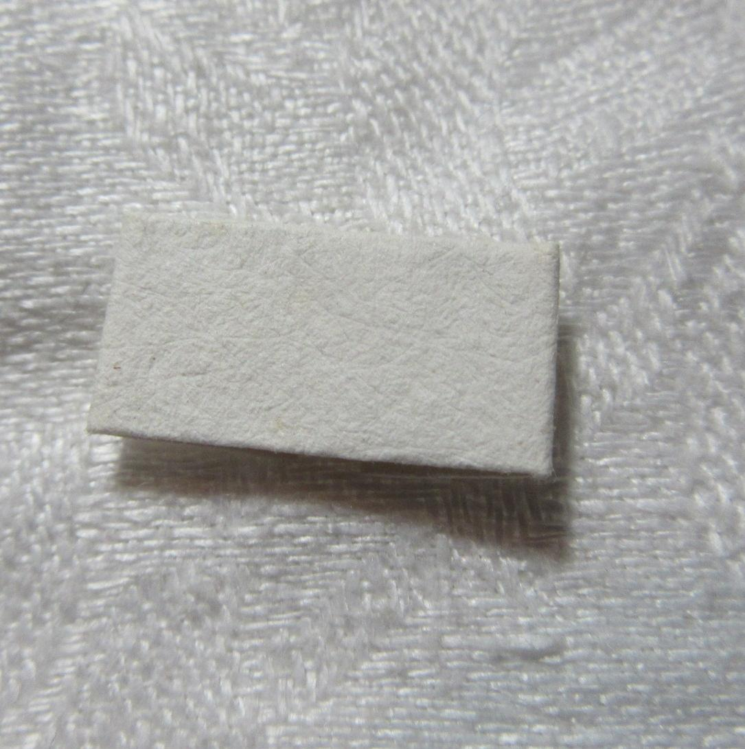 St Catherine of Bologna Tiny Paper Reliquary