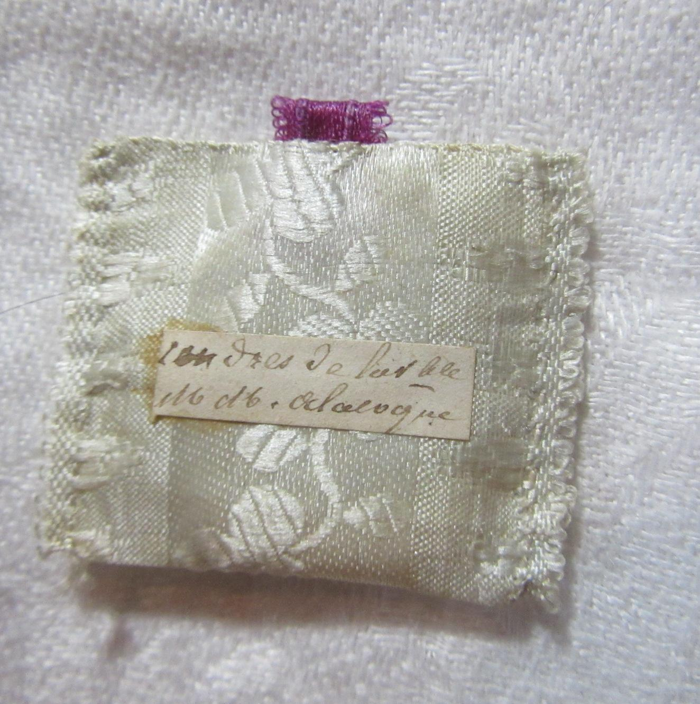 St Margaret Mary Pocket Reliquary
