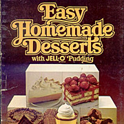 Easy Homemade Desserts With Jell-O Pudding
