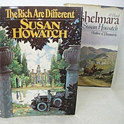 SALE Two Great Susan Howatch Novels