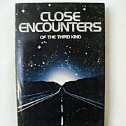 SALE Close Encounters of the 3rd Kind -1978 Paperback