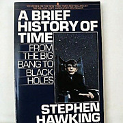SALE Stephen Hawking: A Brief History of Time