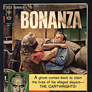 Bonanza Comic Book April 1966 No. 19