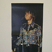 SALE Country Singer John Denver 1970's Poster