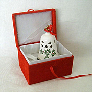 SALE Baum Brothers Formalities Christmas Bell