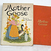 SALE Mother Goose and 300 More Nursery Rhymes