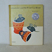 SALE Alexander and the Wind-up Mouse