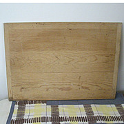 SALE Pastry Dough or Cutting  Board 1940s
