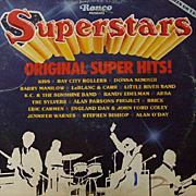 Collection 1970s Superstars Top Hits