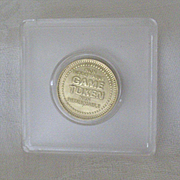 Polished Collectible Game Token