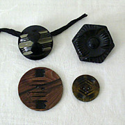 SALE Assorted Vintage Deco Style Buttons