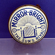 Mirror Bright Polish Tin