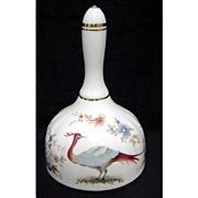 SALE Dinner Bell Minton Porcelain