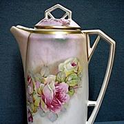 SALE Coffee Set Bavarian Porcelain Service for 4
