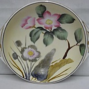 SALE Noritake Candy Dish Hand Painted