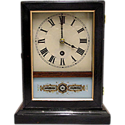 SALE Antique American Cottage Clock 100% Original and Fully Restored
