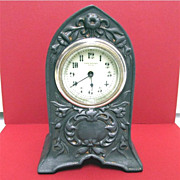 SALE Mantel Clock Art Nouveau by Ansonia