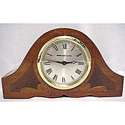 Inlaid Mantel Clock by Tiffany MINT 50 + % Off